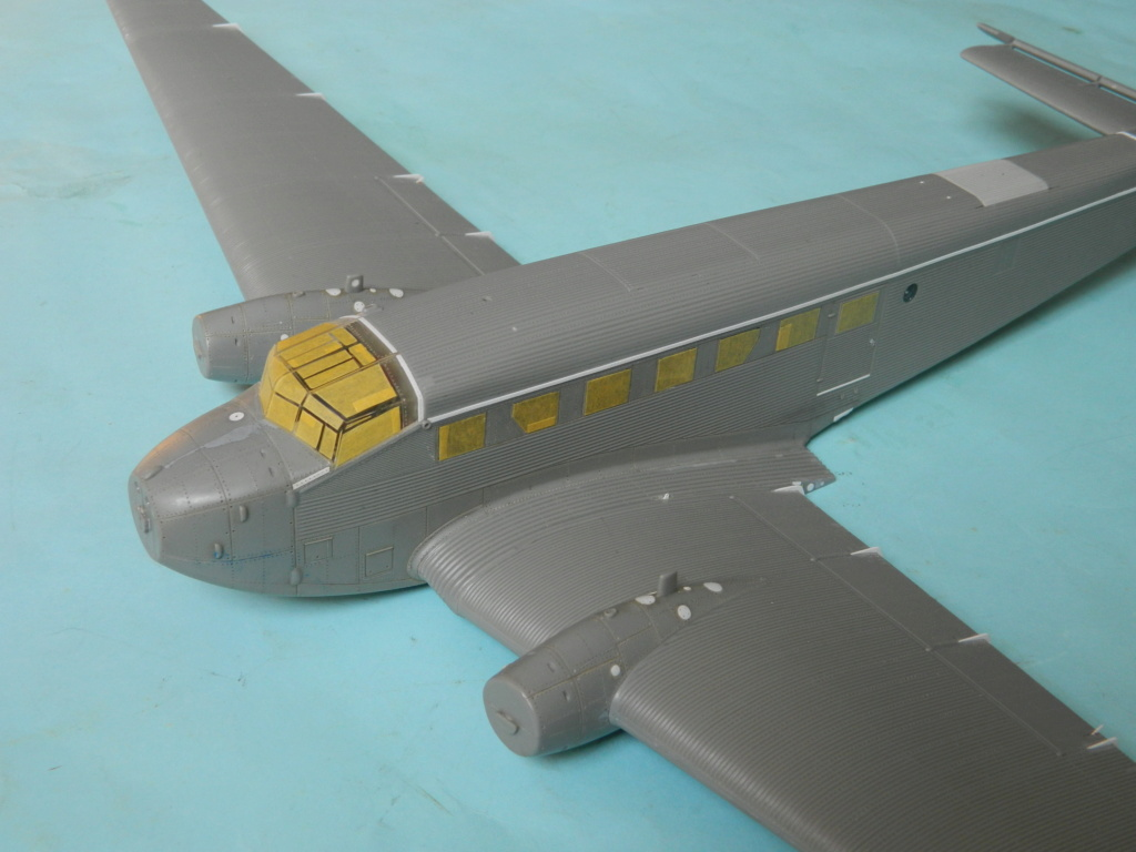 """Ju 52. Revell 1/48. """"Ende"""". - Page 4 4224"""