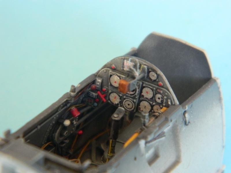 Messerschmitt Bf.109 G14. Revell 1/32. Ende. 426