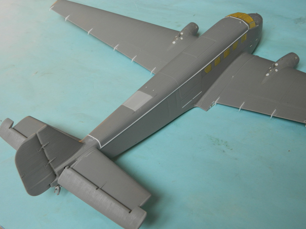"""Ju 52. Revell 1/48. """"Ende"""". - Page 4 4323"""