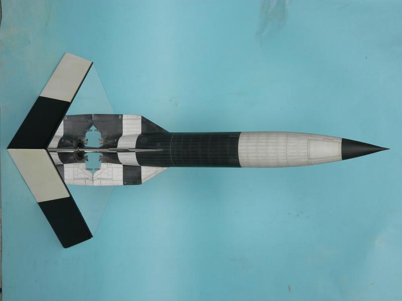 Vergeltungswaffe V-2 . A4.Fini, ou presque. 4410