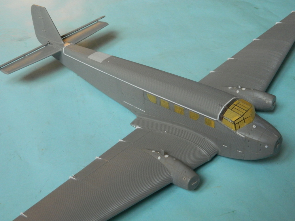 """Ju 52. Revell 1/48. """"Ende"""". - Page 4 4424"""