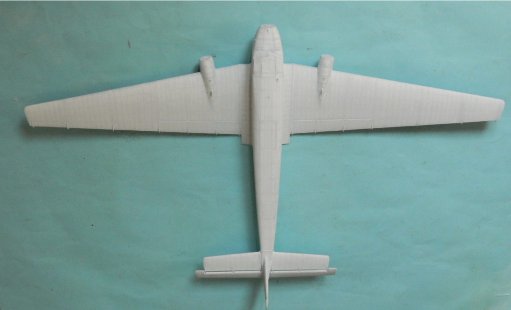 """Ju 52. Revell 1/48. """"Ende"""". - Page 4 4510"""