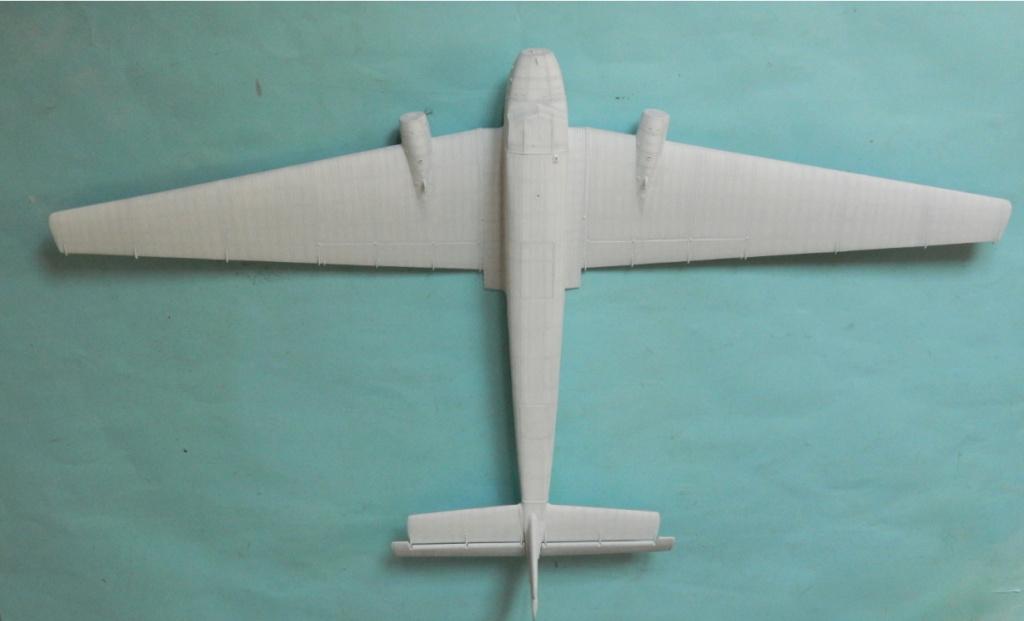 """Ju 52. Revell 1/48. """"Ende"""". 4510"""