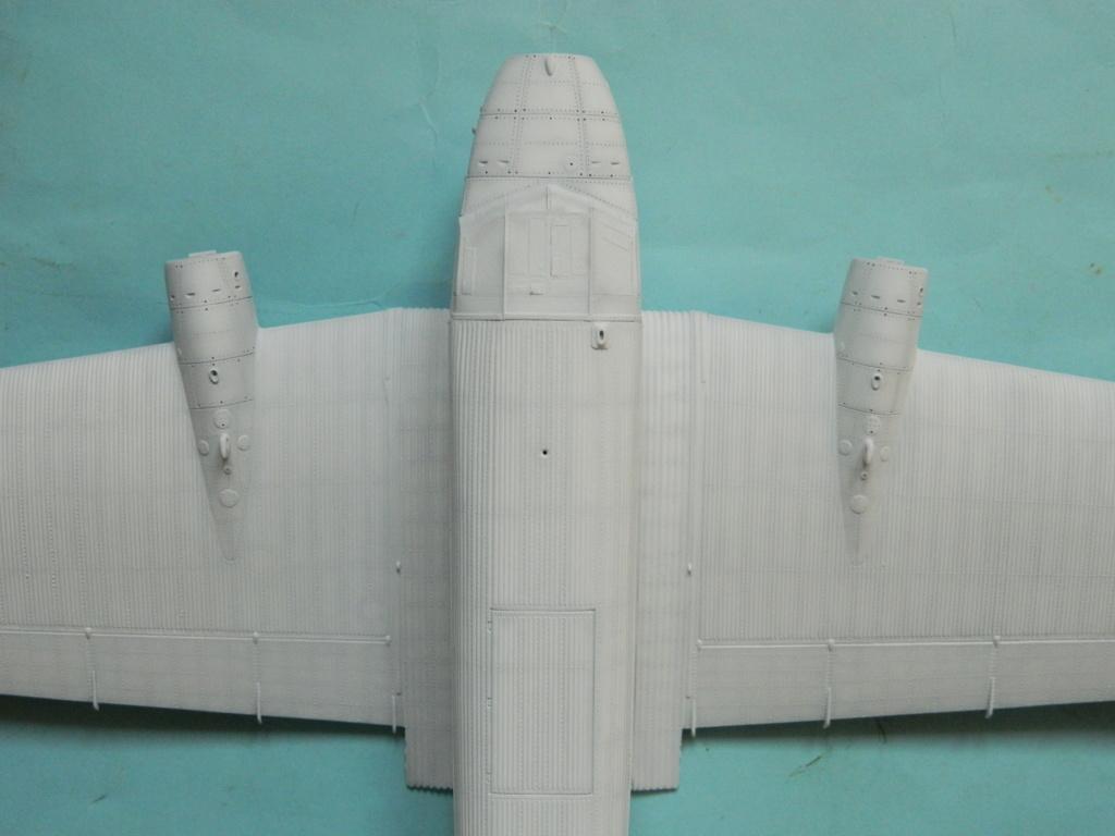 """Ju 52. Revell 1/48. """"Ende"""". 4624"""
