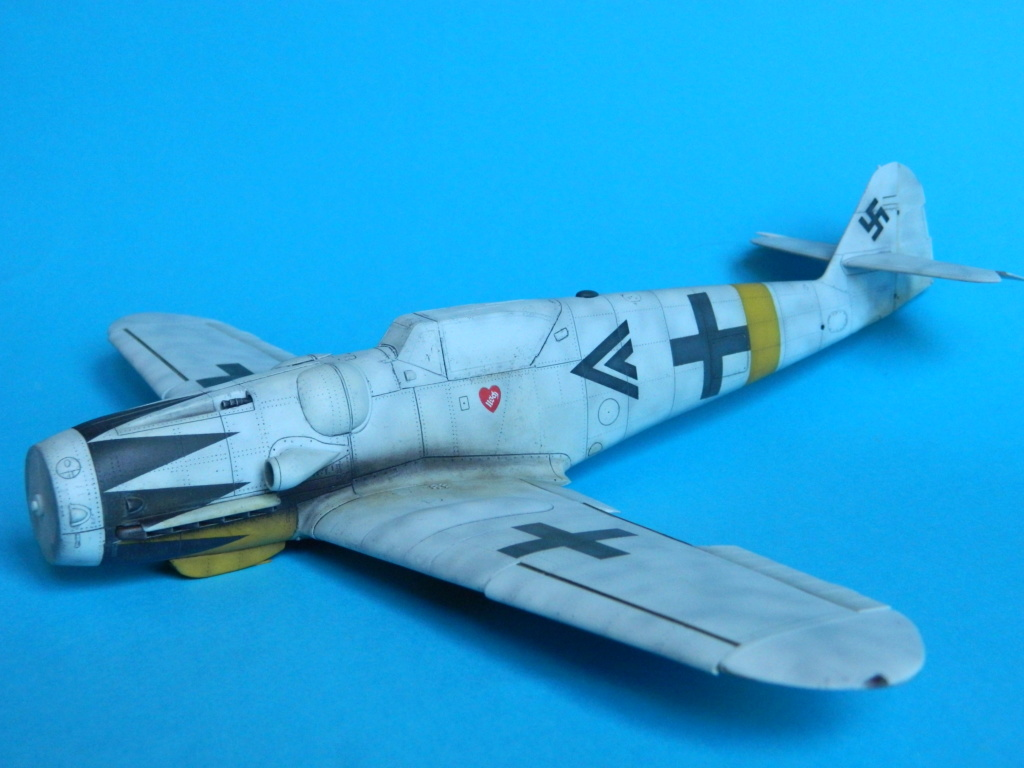 Messerschmitt Bf.109 G14. Revell 1/32. Ende. - Page 3 4717