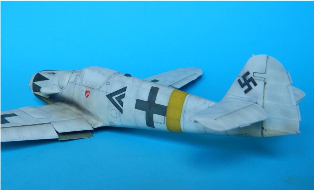 Messerschmitt Bf.109 G14. Revell 1/32. Ende. - Page 3 4810