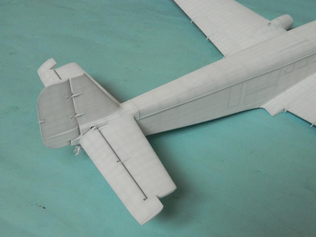 """Ju 52. Revell 1/48. """"Ende"""". 4821"""
