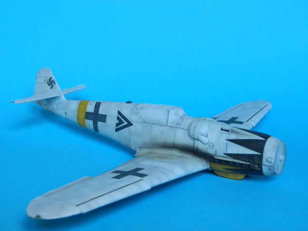Messerschmitt Bf.109 G14. Revell 1/32. Ende. - Page 3 4918