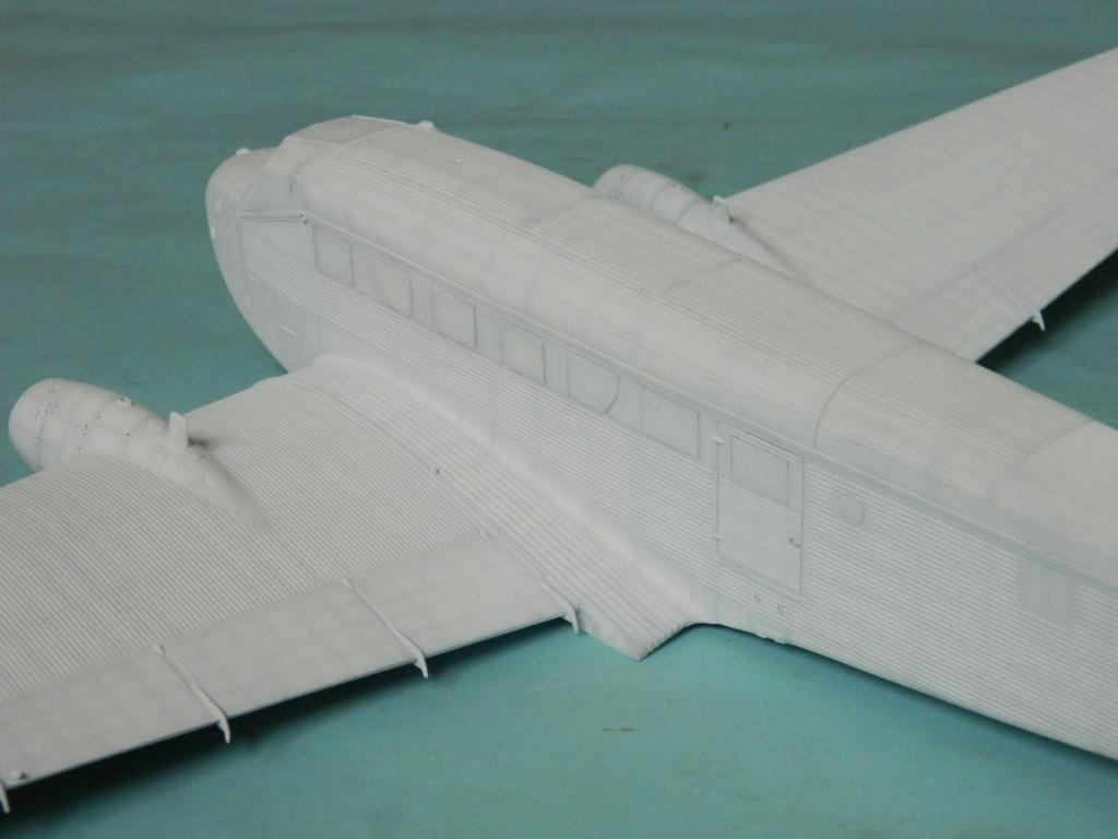 """Ju 52. Revell 1/48. """"Ende"""". 4922"""