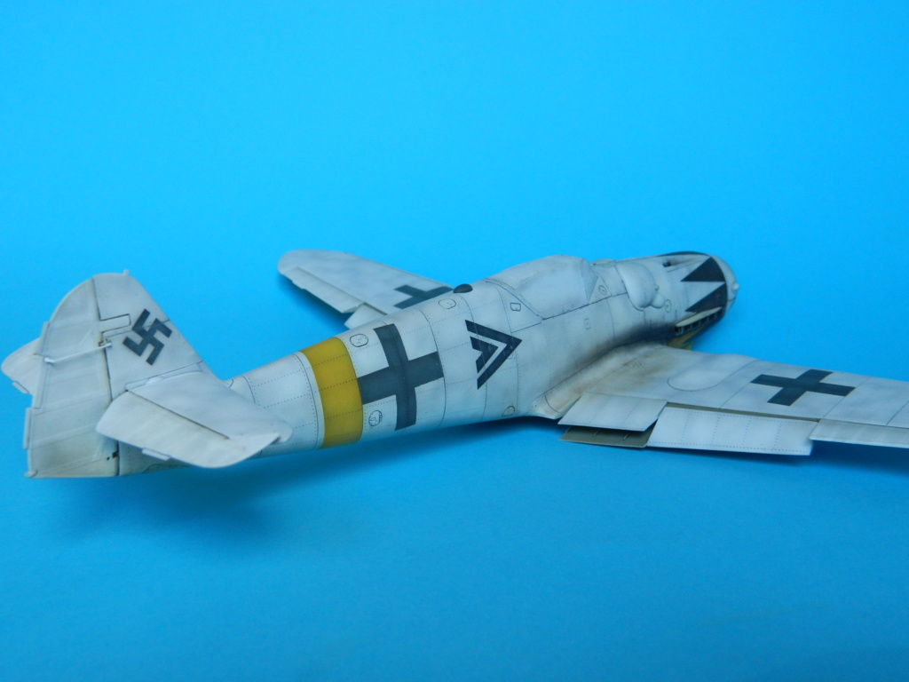 Messerschmitt Bf.109 G14. Revell 1/32. Ende. - Page 3 5018