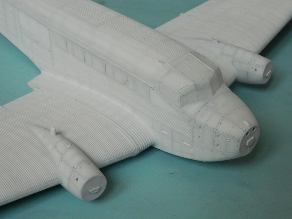 """Ju 52. Revell 1/48. """"Ende"""". 5022"""