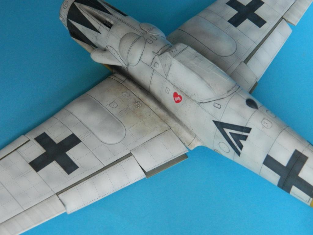 Messerschmitt Bf.109 G14. Revell 1/32. Ende. - Page 3 5116