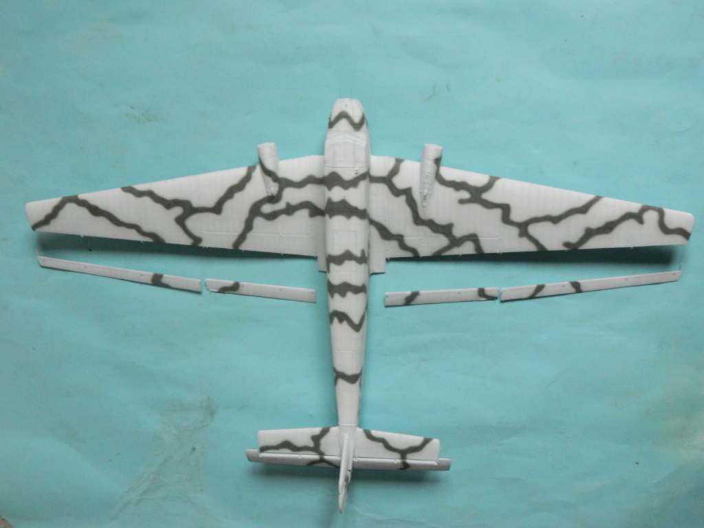 """Ju 52. Revell 1/48. """"Ende"""". - Page 4 5119"""
