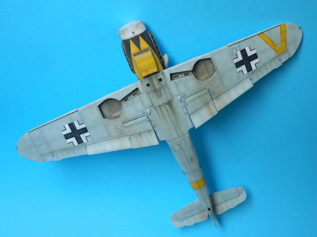 Messerschmitt Bf.109 G14. Revell 1/32. Ende. - Page 3 5217