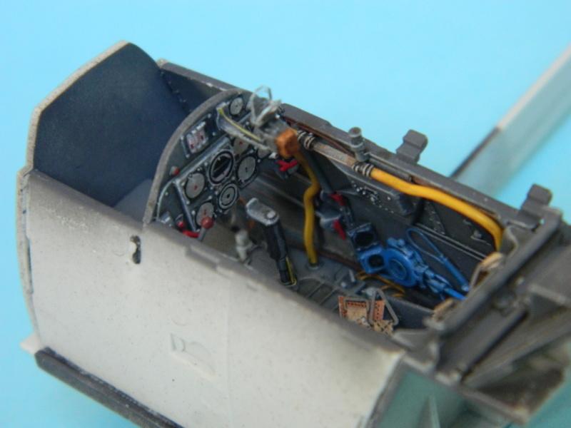 Messerschmitt Bf.109 G14. Revell 1/32. Ende. 522