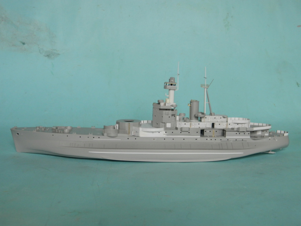 HMS Abercrombie Monitor. 1/350Trumpeter. 536