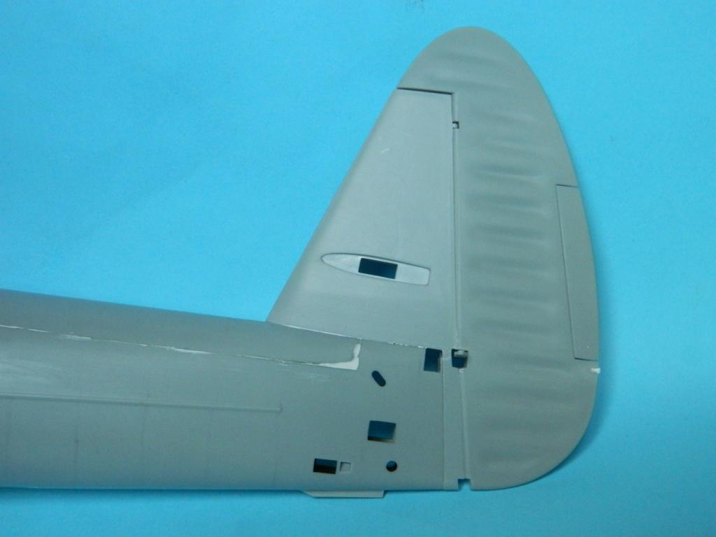 A.S.51 HORSA  Mk.1.  Bronco 1/35. Fermeture du fuselage. 5421
