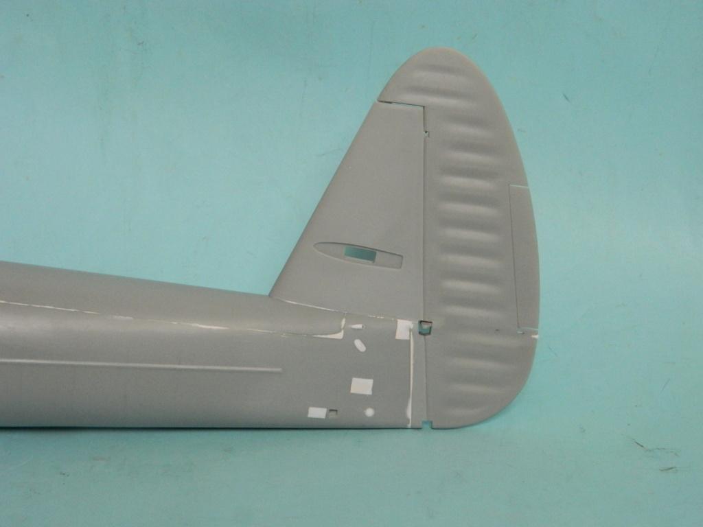 A.S.51 HORSA  Mk.1.  Bronco 1/35. Fermeture du fuselage. 5518