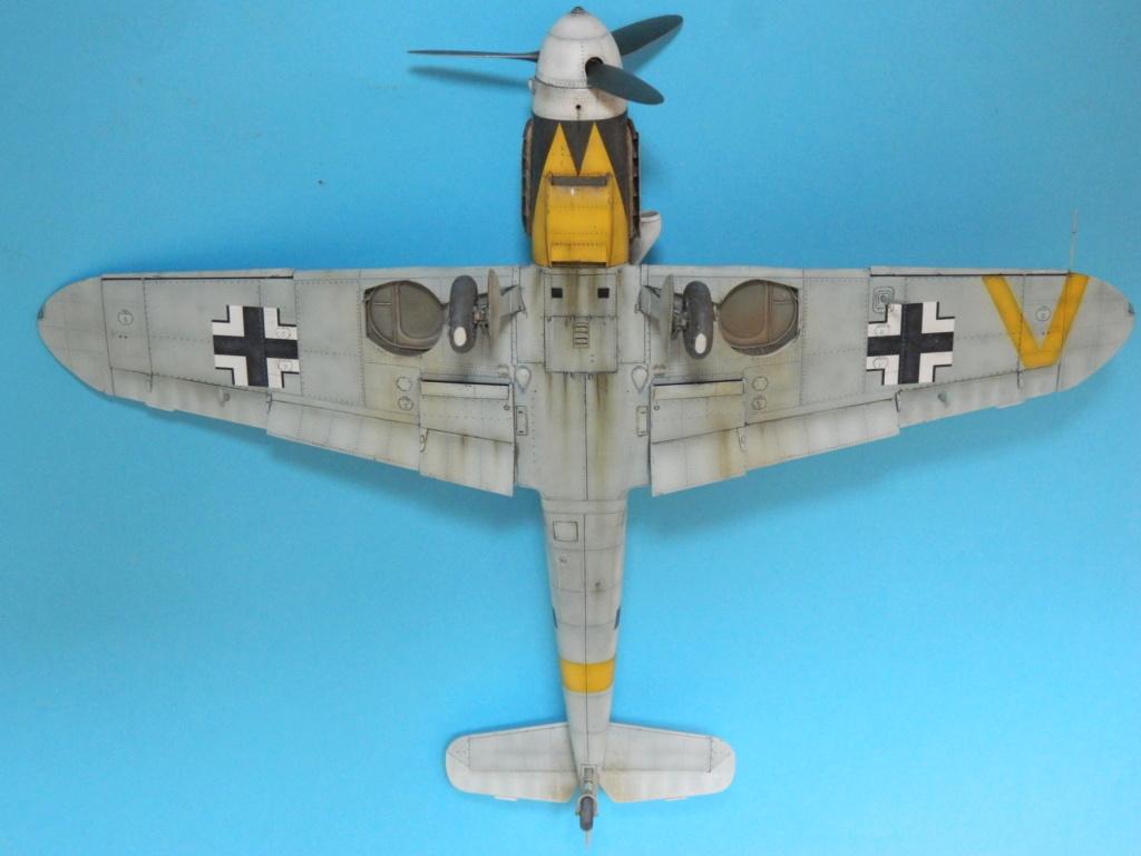 Messerschmitt Bf.109 G14. Revell 1/32. Ende. - Page 3 5617