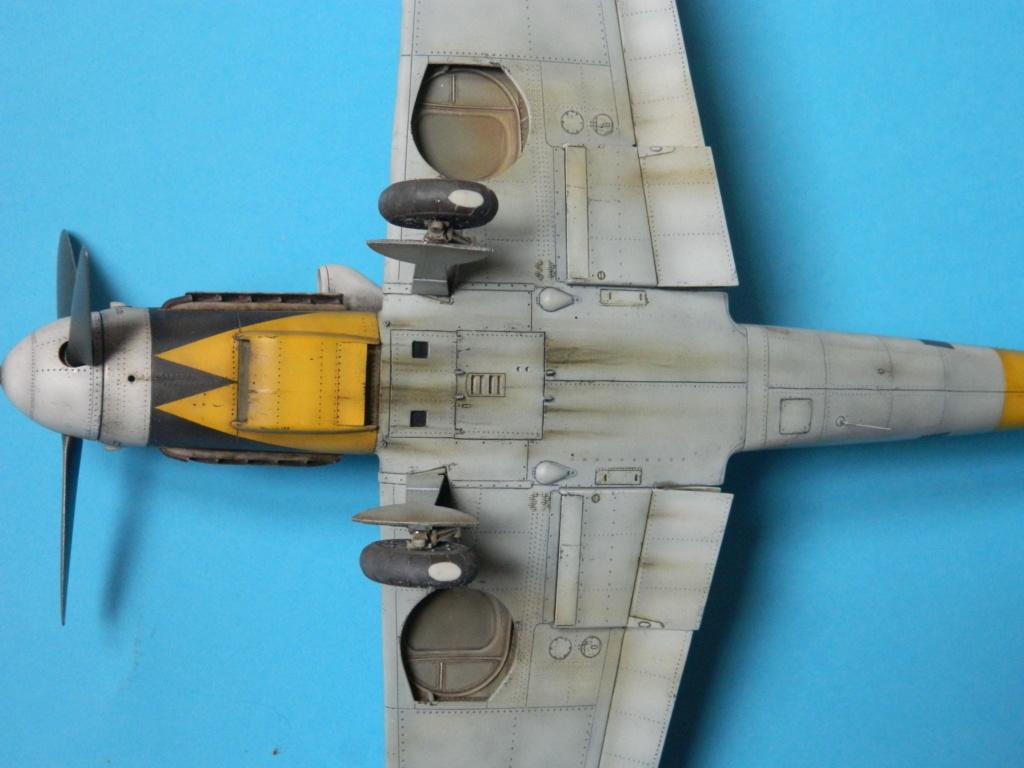 Messerschmitt Bf.109 G14. Revell 1/32. Ende. - Page 3 5715