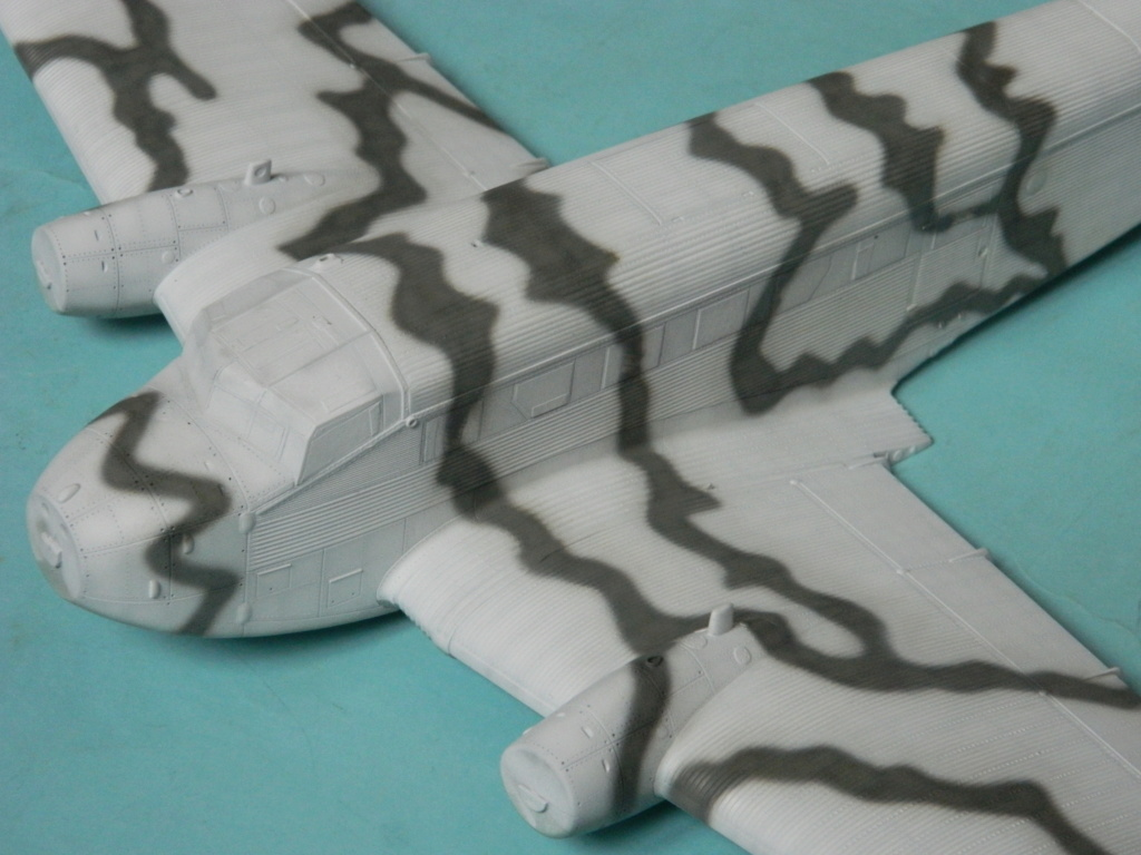 """Ju 52. Revell 1/48. """"Ende"""". - Page 4 5718"""