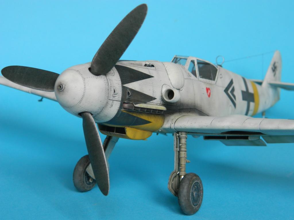 Messerschmitt Bf.109 G14. Revell 1/32. Ende. - Page 3 5917