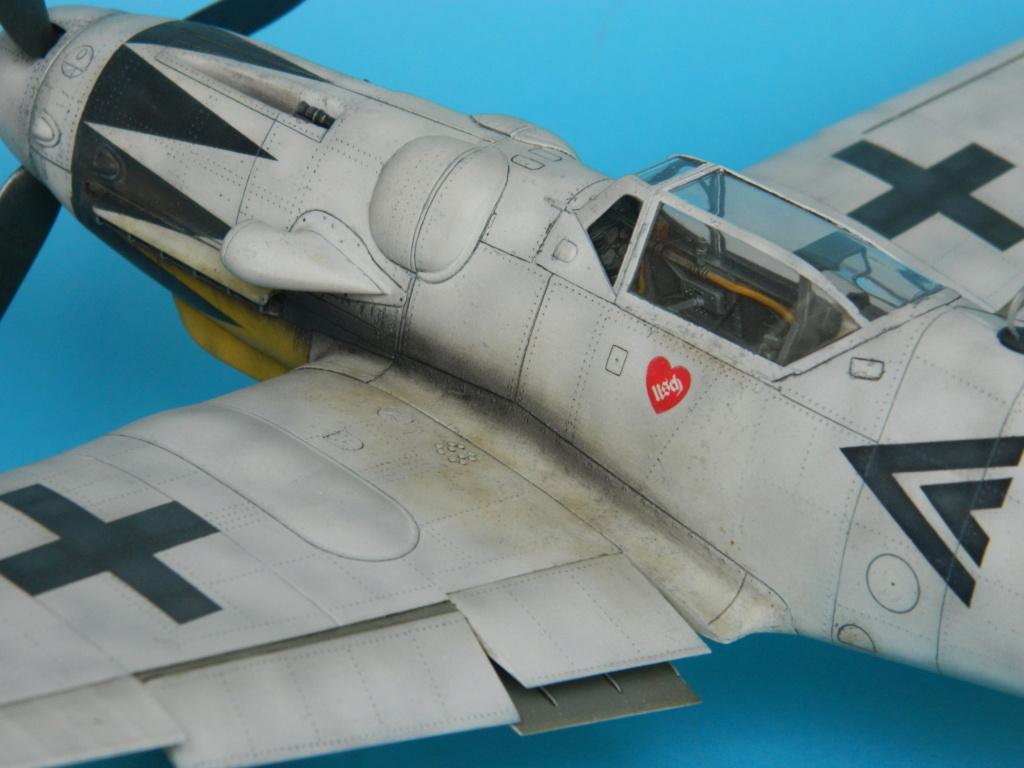 Messerschmitt Bf.109 G14. Revell 1/32. Ende. - Page 3 6017