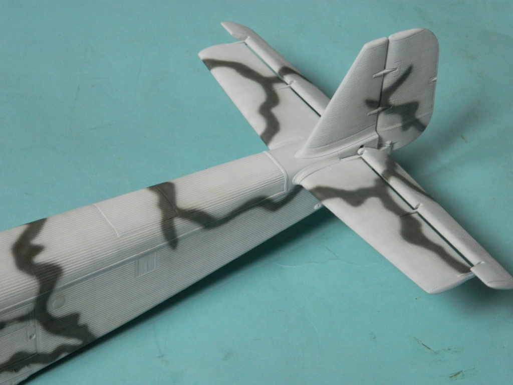 """Ju 52. Revell 1/48. """"Ende"""". - Page 4 6020"""