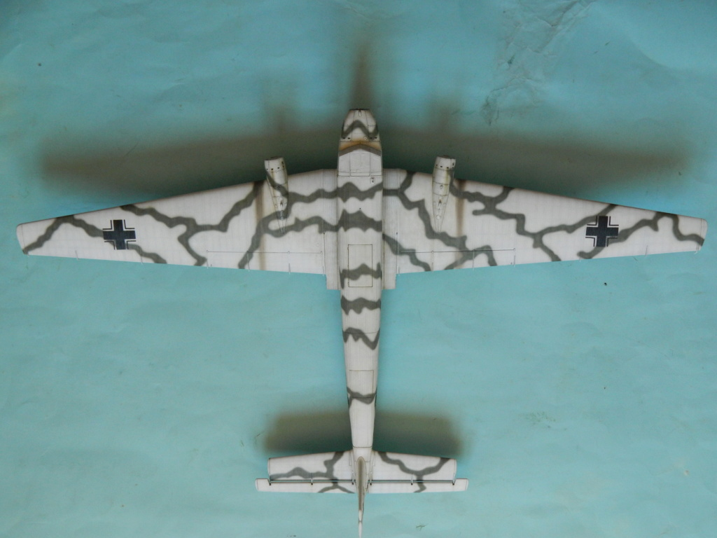 """Ju 52. Revell 1/48. """"Ende"""". - Page 5 6120"""