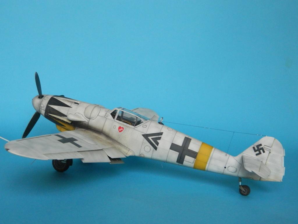Messerschmitt Bf.109 G14. Revell 1/32. Ende. - Page 3 6217