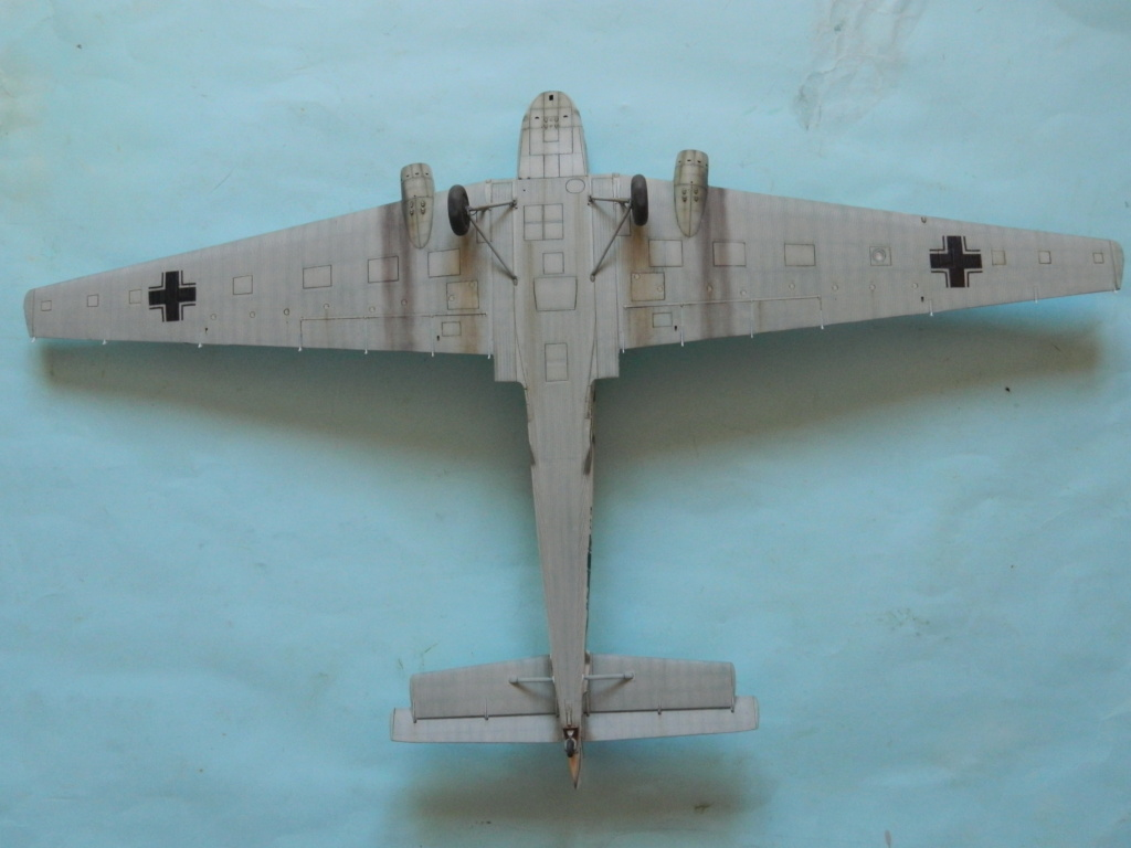 """Ju 52. Revell 1/48. """"Ende"""". - Page 5 6220"""