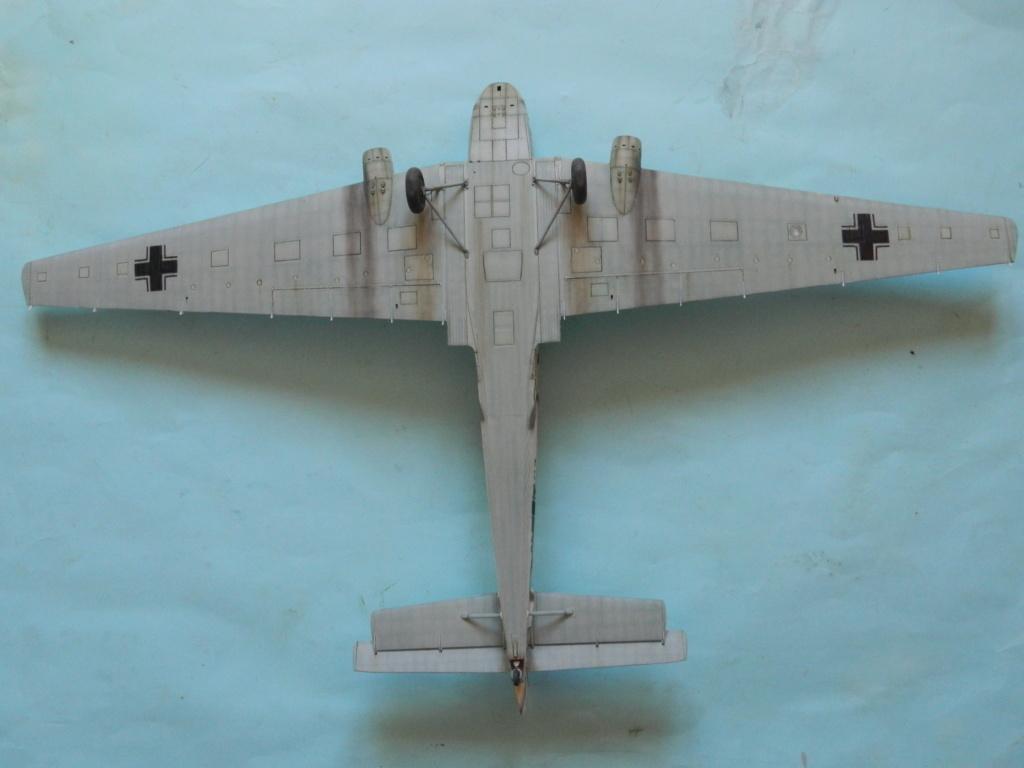 """Ju 52. Revell 1/48. """"Ende"""". 6221"""