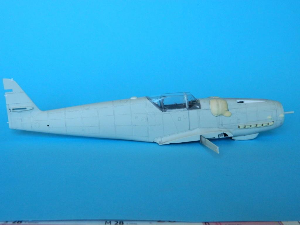 Messerschmitt Bf.109 G14. Revell 1/32. Ende. 624