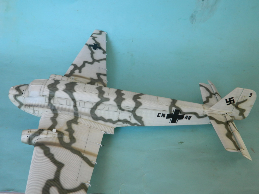 """Ju 52. Revell 1/48. """"Ende"""". - Page 5 6320"""