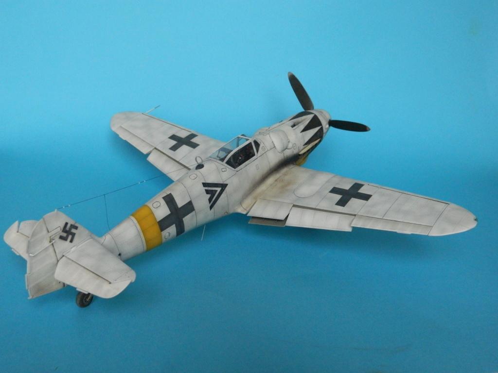Messerschmitt Bf.109 G14. Revell 1/32. Ende. - Page 3 6415