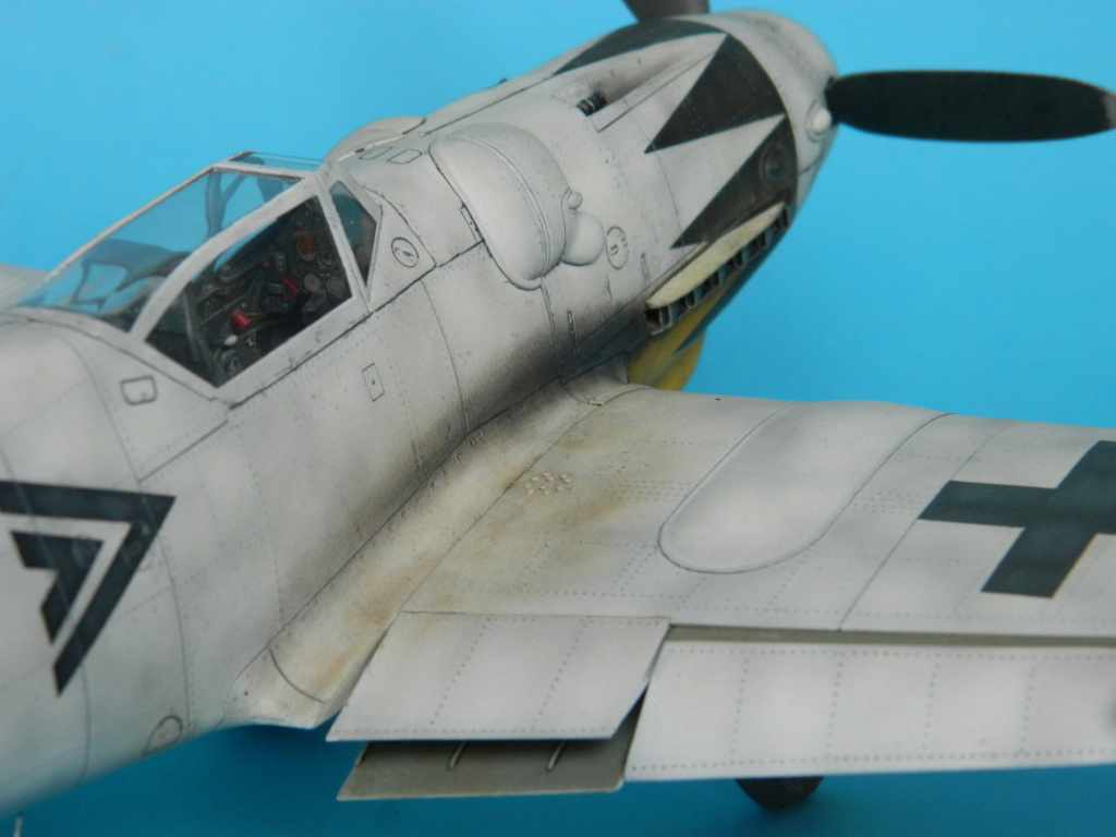 Messerschmitt Bf.109 G14. Revell 1/32. Ende. - Page 3 6515