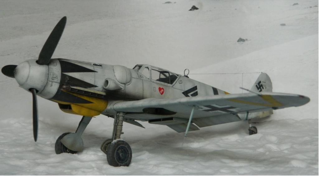 Messerschmitt Bf.109 G14. Revell 1/32. Ende. - Page 3 6610
