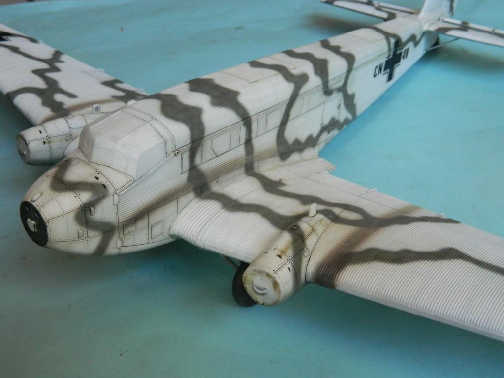 """Ju 52. Revell 1/48. """"Ende"""". 6617"""