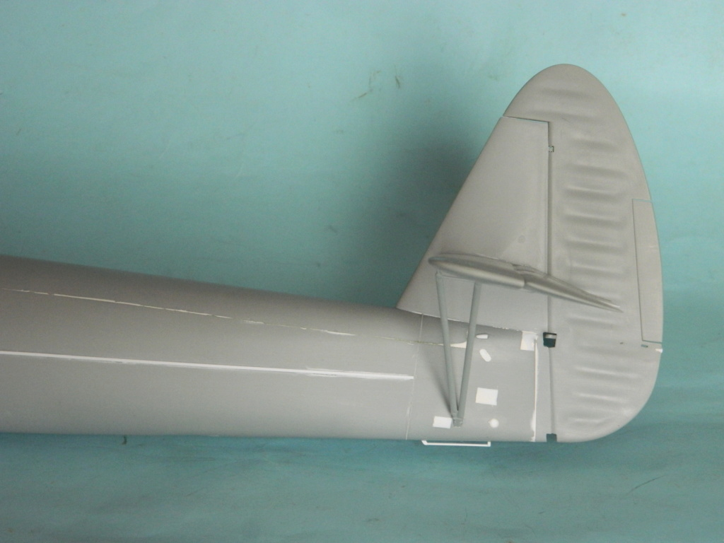 A.S.51 HORSA  Mk.1.  Bronco 1/35. Fermeture du fuselage. 6618