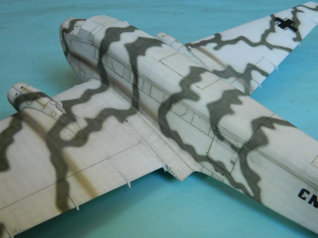 """Ju 52. Revell 1/48. """"Ende"""". 6720"""