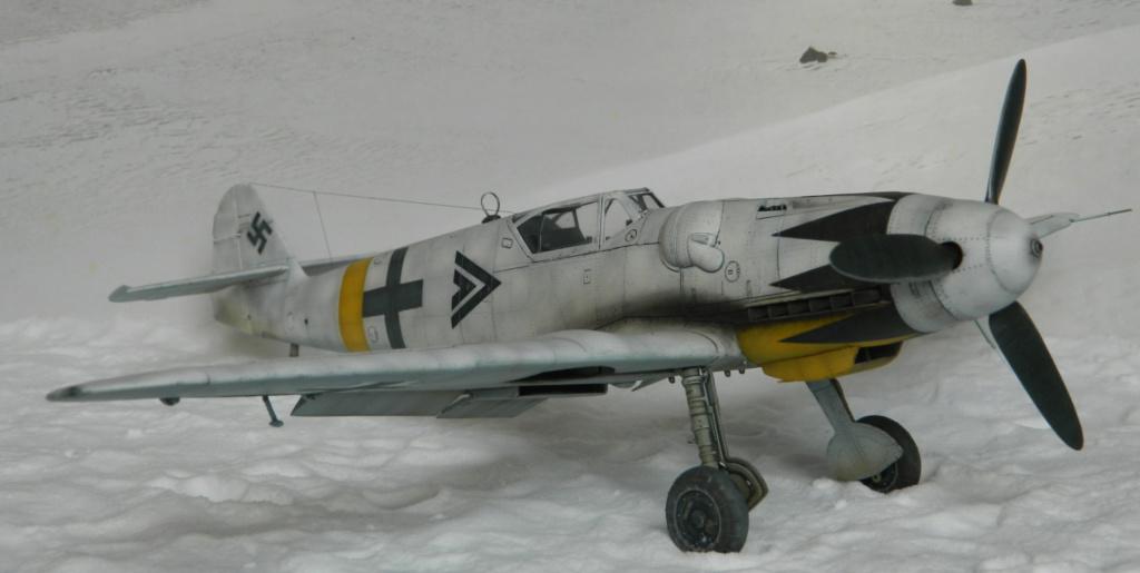 Messerschmitt Bf.109 G14. Revell 1/32. Ende. - Page 3 6910