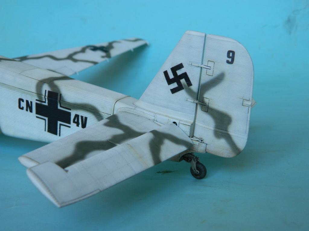 """Ju 52. Revell 1/48. """"Ende"""". 6919"""