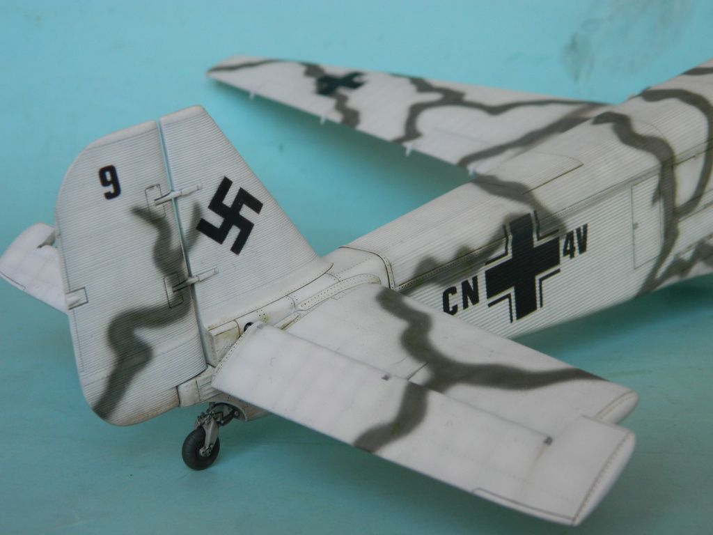 """Ju 52. Revell 1/48. """"Ende"""". - Page 5 7020"""