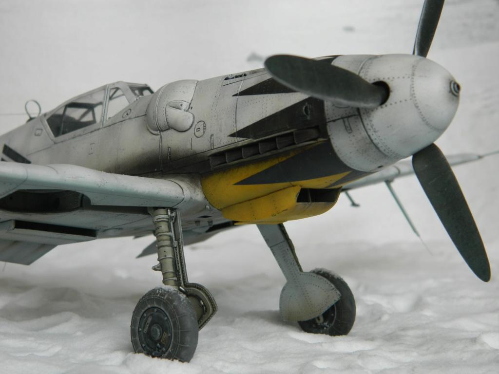 Messerschmitt Bf.109 G14. Revell 1/32. Ende. - Page 3 7115