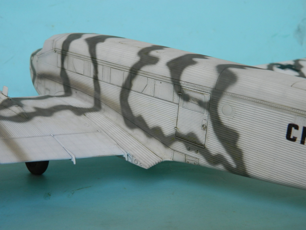 """Ju 52. Revell 1/48. """"Ende"""". - Page 5 7118"""