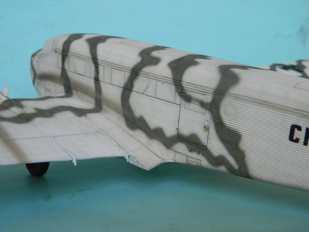 """Ju 52. Revell 1/48. """"Ende"""". 7119"""