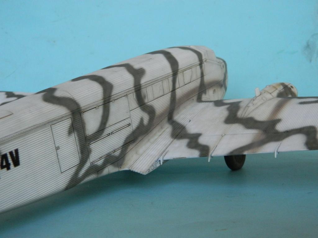 """Ju 52. Revell 1/48. """"Ende"""". 7218"""