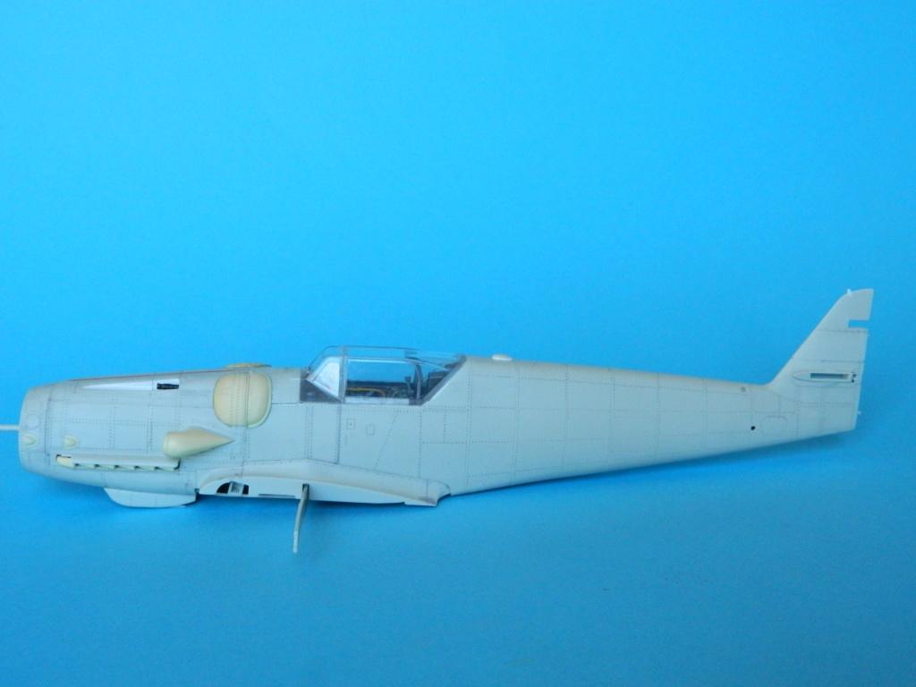 Messerschmitt Bf.109 G14. Revell 1/32. Ende. 723