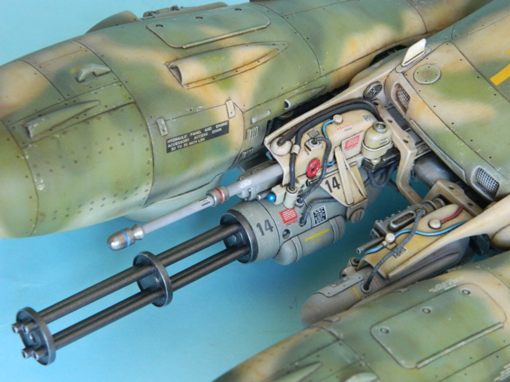 "Griffon - Machinen Krieger - 1/20 Hasegawa. ""Fini "". - Page 4 7411"