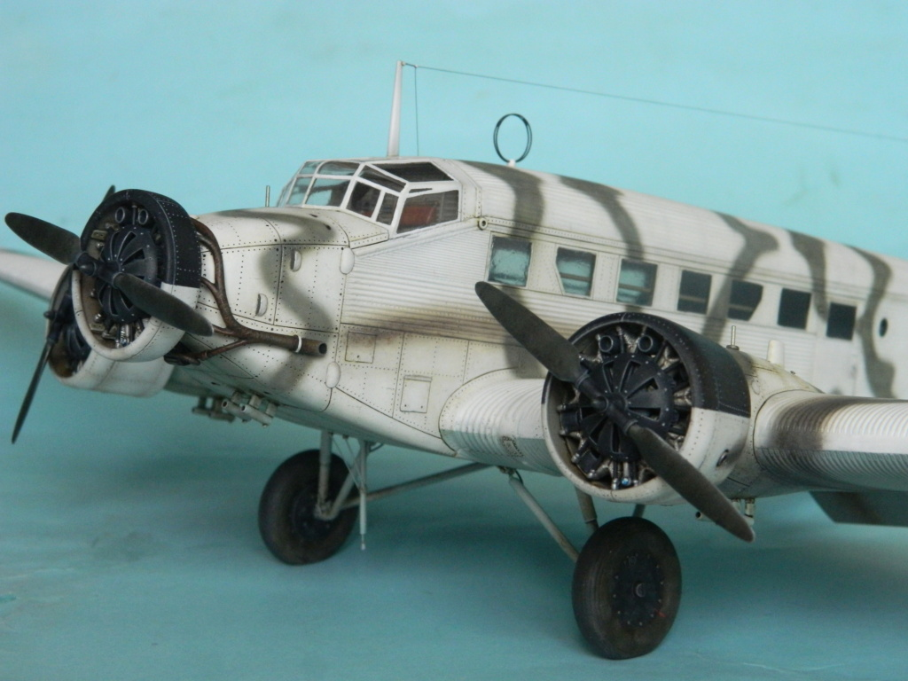 "Ju 52. Revell 1/48. ""Ende"". - Page 6 7717"